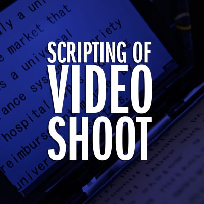 Scripting - Video Shoot