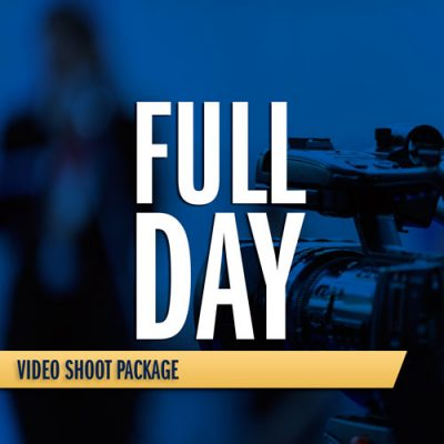 Full Day Video Shoot Package
