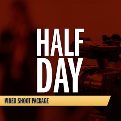 Half Day Video Shoot Package