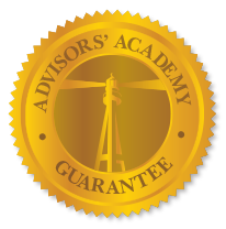 Advisors' Academy Seal
