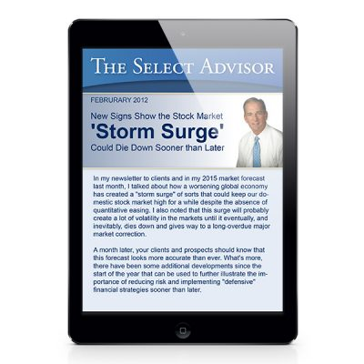 Select Advisor Newsletter